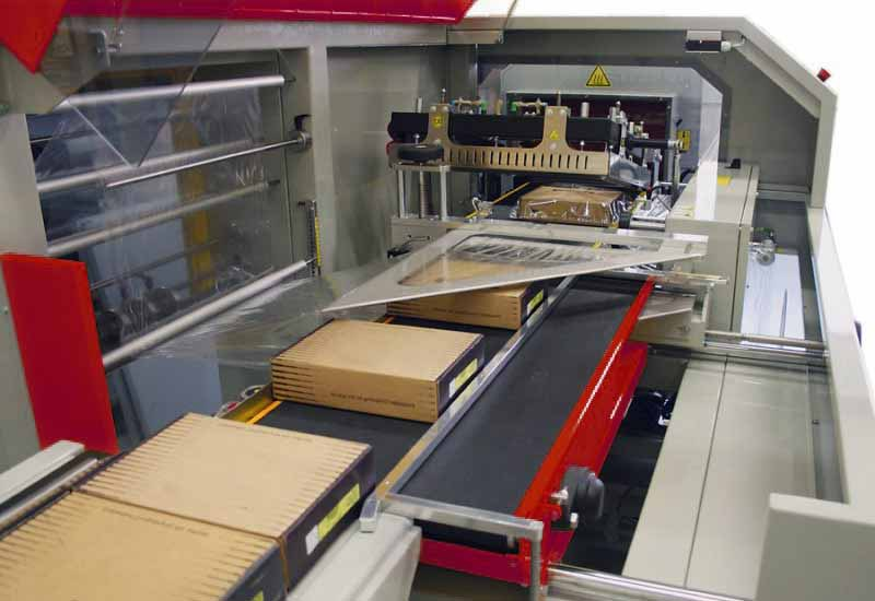 Automatic-Side-Sealer | Industrial Packaging Machinery