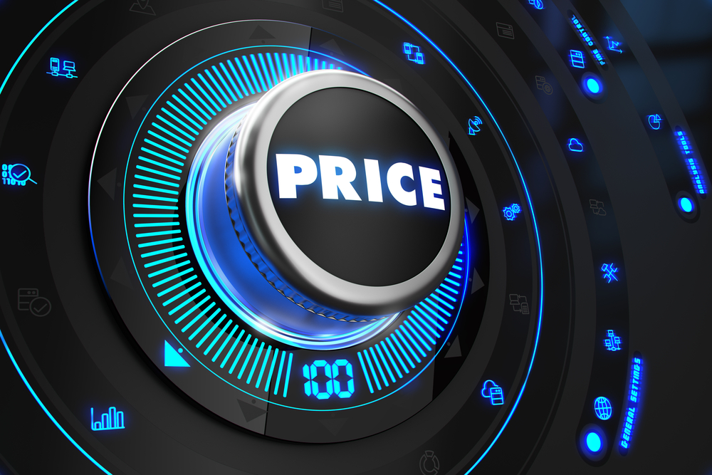 price of point of purchase display