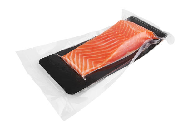 Salmon In A Skin Pack