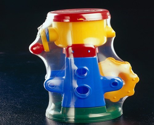 Shrink-Wrapped Toy for Presentation and Protection | Industrial Packaging Resources