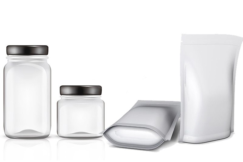 Jar to pouch packaging | Industrial Packaging Alternative Materials