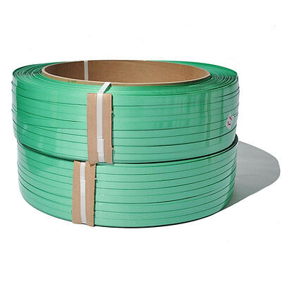 polyester strapping material from Industrial Packaging
