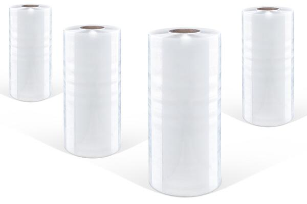 Shrink Wrap: The Differences Between PVC, Polyolefin, And