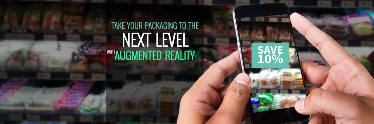 Take Your Packaging to the Next Level with Augmented Reality