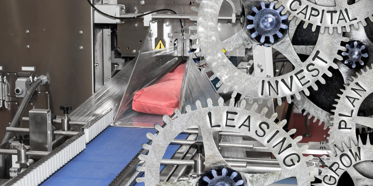 Should You Buy or Lease Packaging Machinery