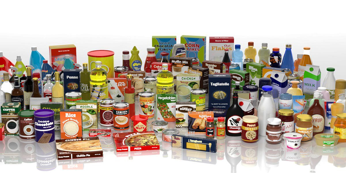 Guide To Product Packaging For The Food Industry