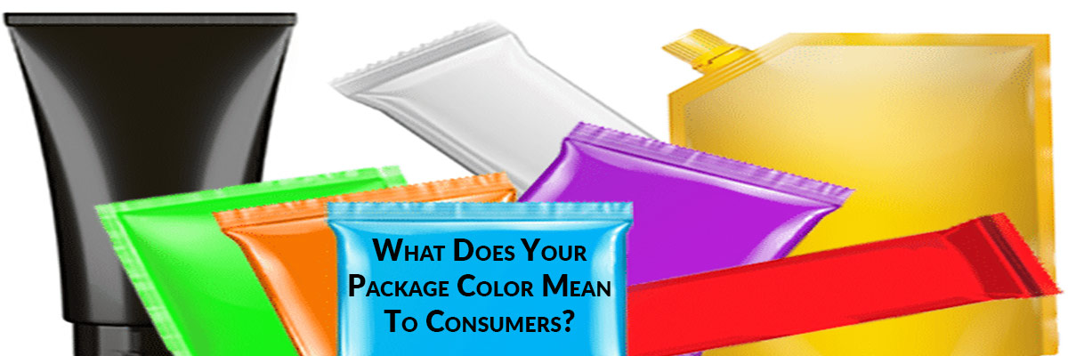 What Does Your Package Color Mean To Consumers?