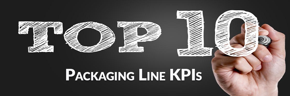 Top 10 Packaging Line KPIs