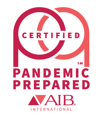 AIB Pandemic Prepared Certified