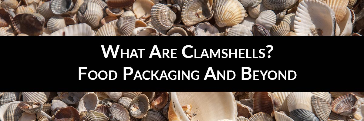 What Are Clamshells? Food Packaging And Beyond